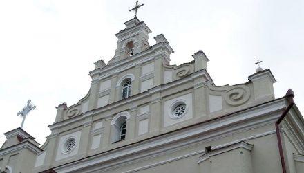 Merkinės bažnyčia