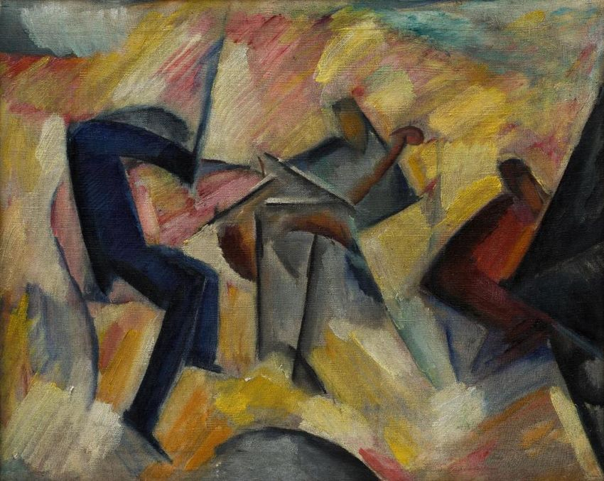 """Koncertas"", V.Kairiūkštis, 1923 m."