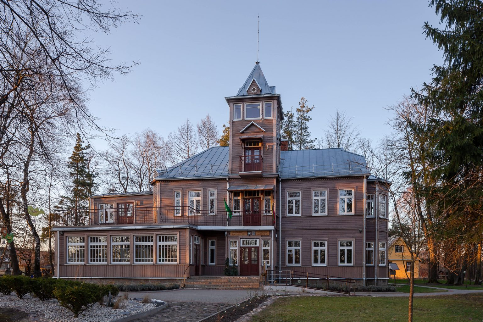 Česlovo Petraškevičiaus vila