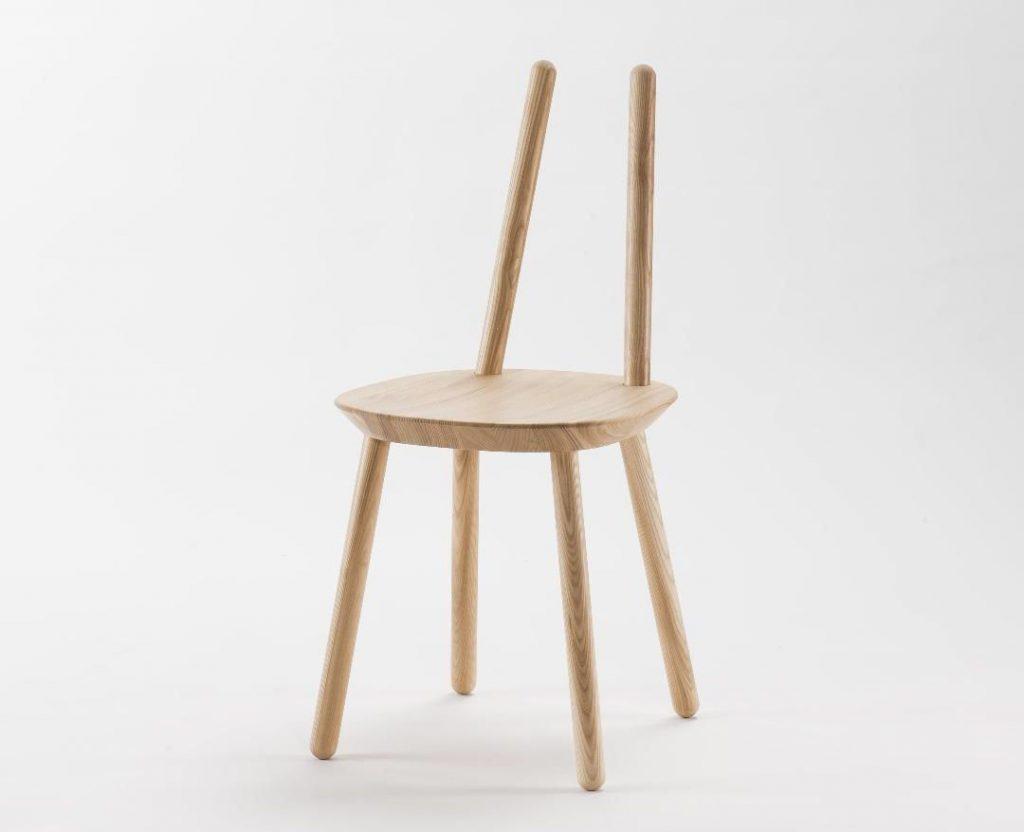 """Kėdė """"Naïve"""" (diz. A.Sukarevičius, I.Malafej)"""
