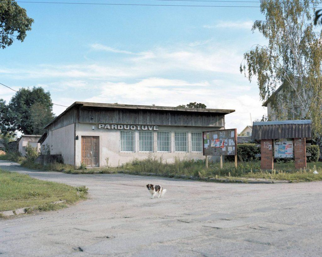 """Lina Margaitytė ir Marius Krivičius (Lietuva) """"Laikinai atidaryta"""""""