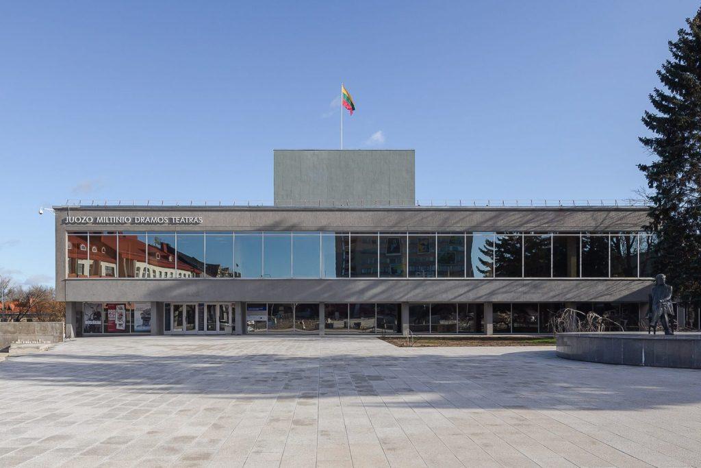 Juozo Miltinio dramos teatras (A.Mikėnas, 1967 m). Foto: N.Tukaj
