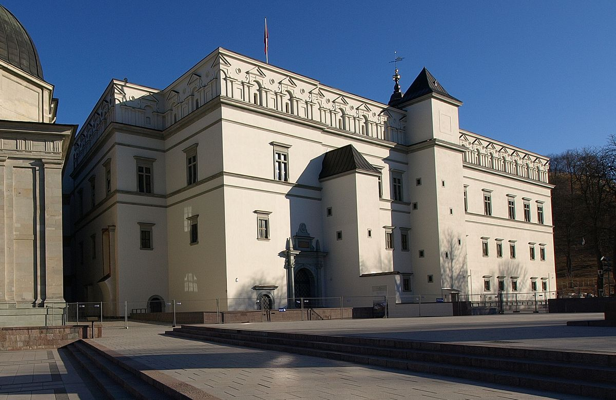 Valdovų rūmai