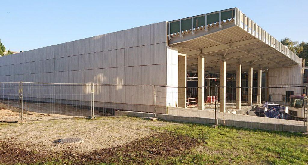 Kauno žiemos sporto centro statybos įsibėgėjo. Foto:©PILOTAS.LT