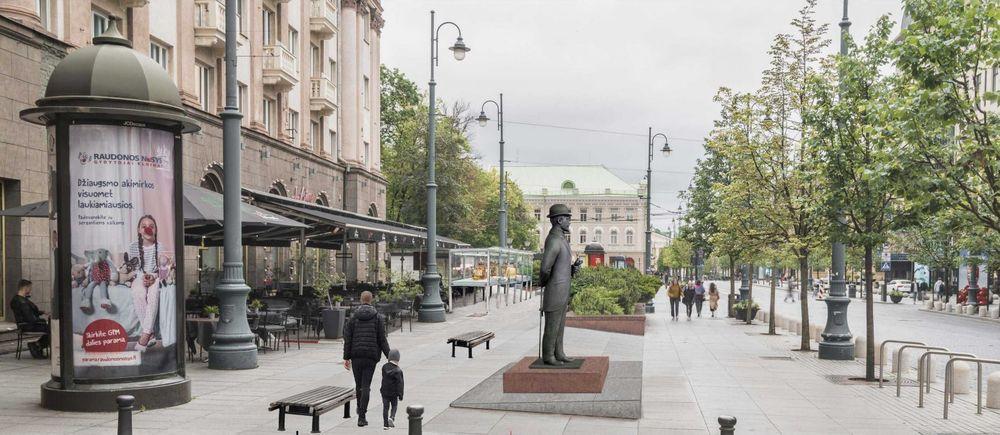 """rojektas devizu """"Vizija"""" (autoriai K.Balčiūnas, K.Rimienė), 3-oji vieta"""