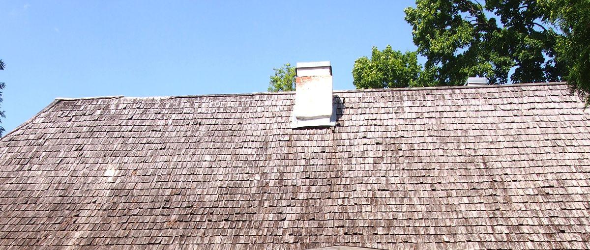 Medinis stogas