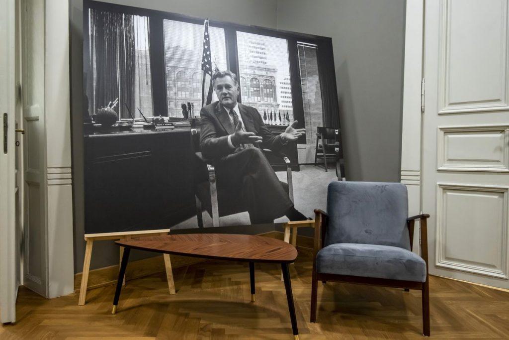 Paroda Prezidentinėje bibliotekoje. Foto: VDU.