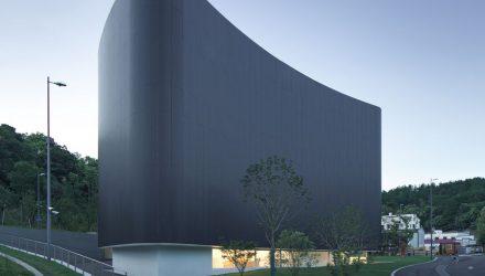 Huamao meno ir edukacijos muziejus (arch. A.Siza su C.Castanheira)