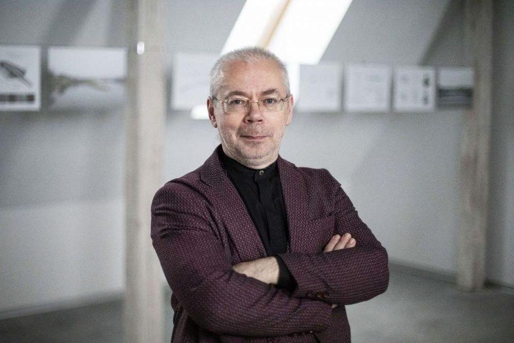 KTU SAF profesorius Kęstutis Zaleckis