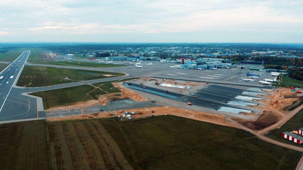 Foto: Vilniaus oro uosto.