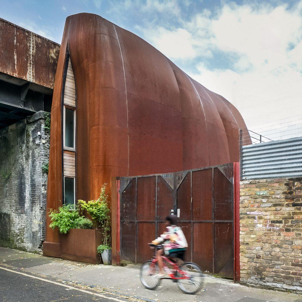 "Studija ""Archway Studios"" (arch. ""Undercurrent Architects"")"
