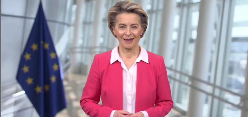 Iniciatyvą pristačiusi Europos Europos komisijos pirmininkė Ursula von der Leyen įsitikinusi, jog Naujasis europinis bauhauzas paskatins Europos renovacijos bangą bei padarys Europos Sąjungą žiedinės ekonomikos lydere. Foto: Europos komisijos.