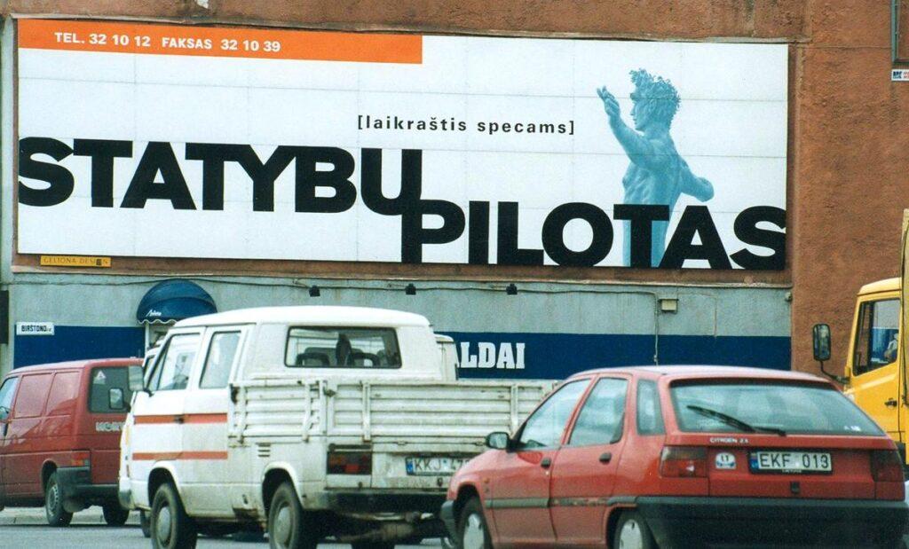 """Architektūrinio mėnraščio """"Statybų pilotas"""" populiarumas sparčiai augo, kol jo nepakirto 2009-ųjų krizė. Foto: ©Pilotas.LT"""