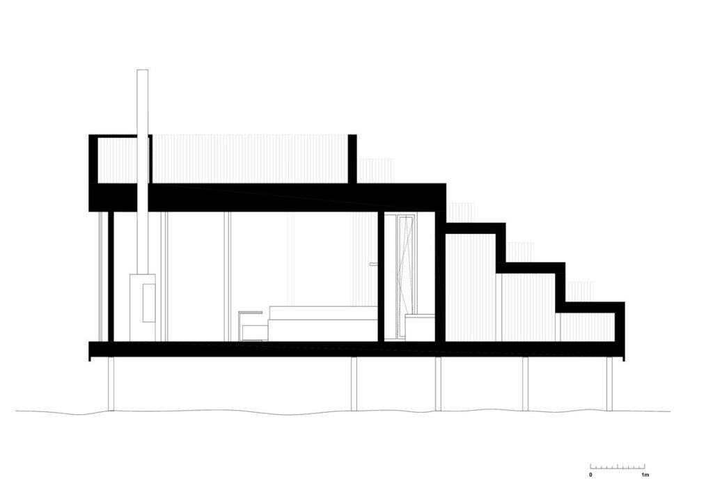 """Mikroviešbutis """"Maidla Nature Resort"""" (arch. M.Hunt bei A.Ader, K.Klementi ir K.Tõugu)"""