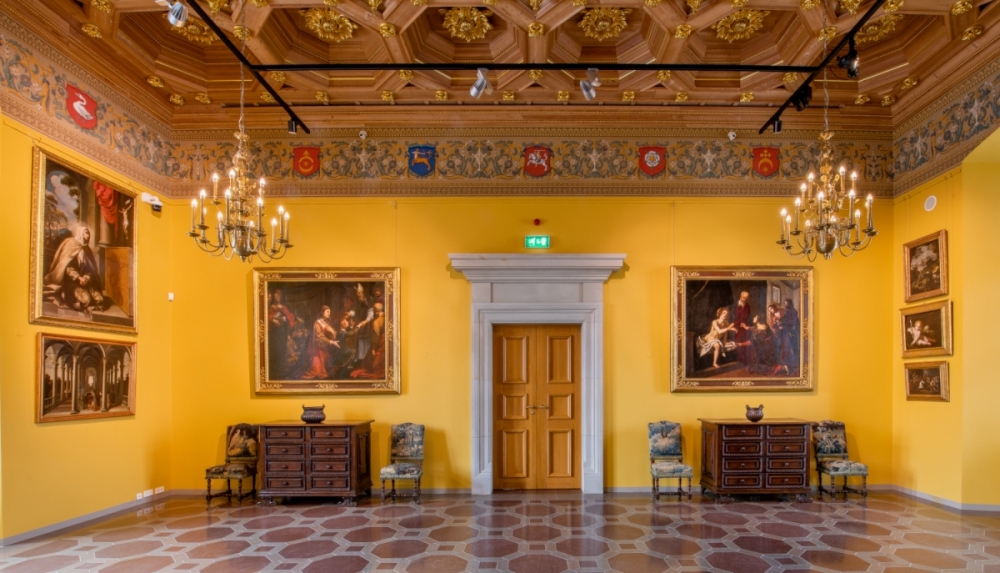 Prano Kiznio galerija. Foto: Valdovų rūmų.
