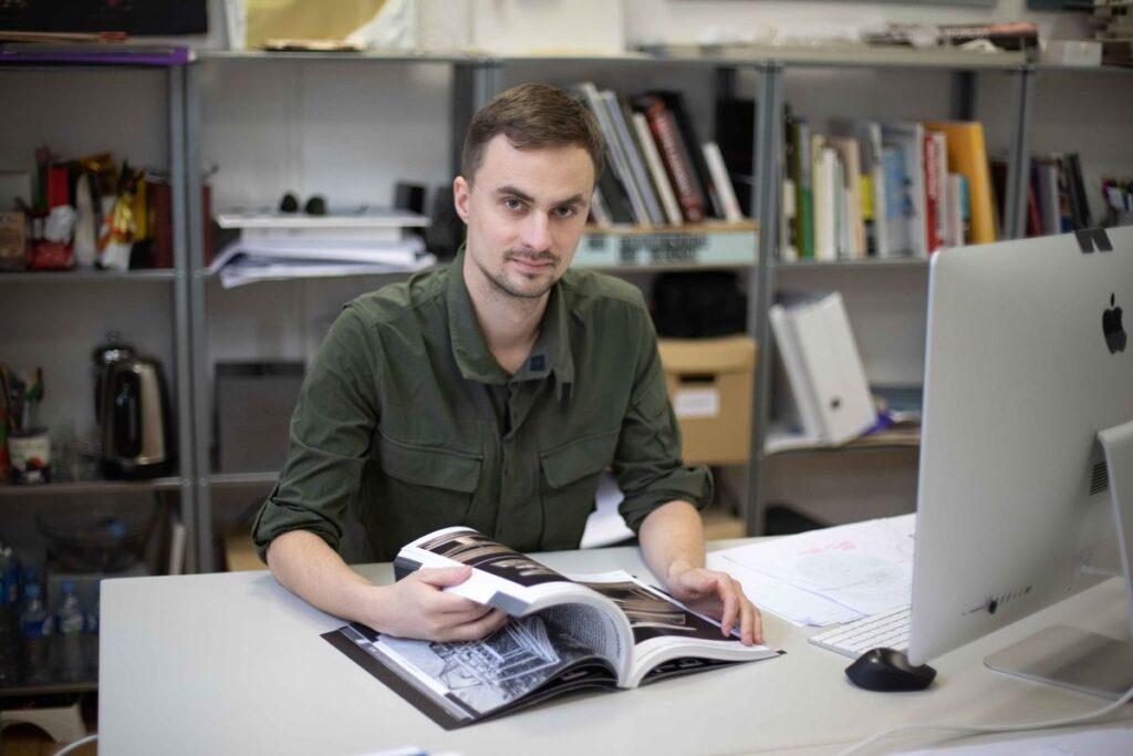 Andrius Ropolas pripažįsta, kad studijuojant architektūrą Tokijuje teko perkrauti požiūrį į tai, kas yra svarbu ir tai, kas ne. Foto: A.Ropolas