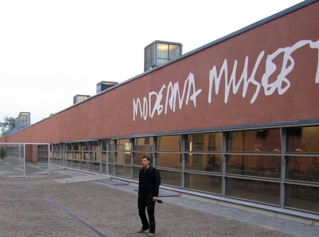 Modernaus meno muziejus Stokholme (arch. R.Moneo, 1998 m.). Foto: ©PILOTAS.LT
