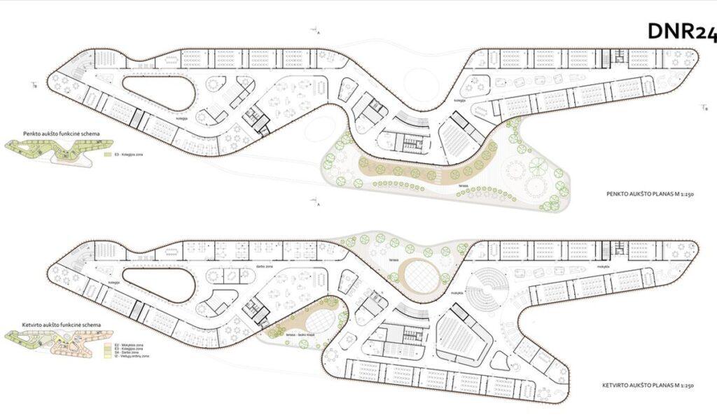 1-oji vieta – studija TAU projektai, autoriai: Tomas Segalis, Mindaugas Savickas, Alanas Segalis, Sergejus Volikovas) – projektas DNR 24.
