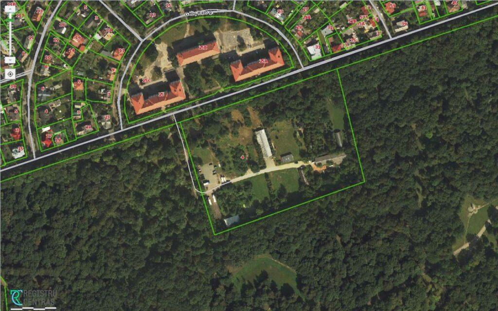 Mega parkingą Kauno savivaldybė ketina įrengti buvusiame oranžerijos sklype.