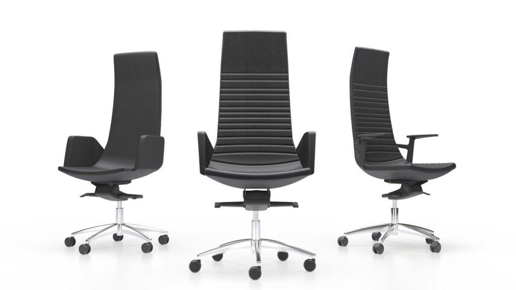 "Vadovo kėdė ""North Cape"". Foto: ""Narbutas""."