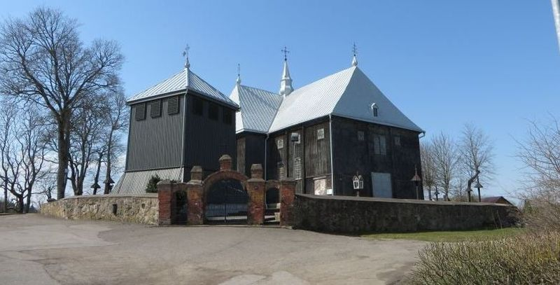 , Švč. Mergelės Marijos Ėmimo į dangų bažnyčios kompleksas. Foto: KPD