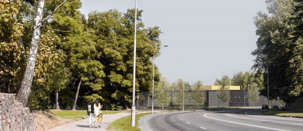 LMTA studijų miestelis (arch. R.Palekas, D.Zakaitė, B.Puzonas, A.Palekienė, J.Jankauskas).