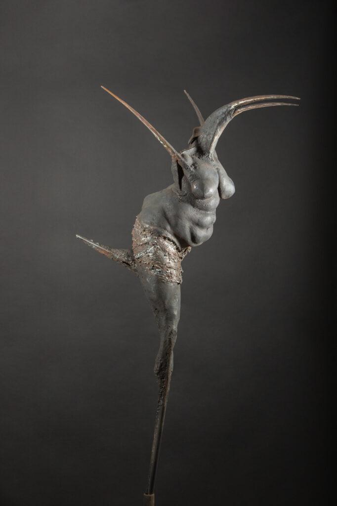 Neskraidanti būtybė, E.Frėjus, 2009 m. Foto: Manto Bartaševičiaus