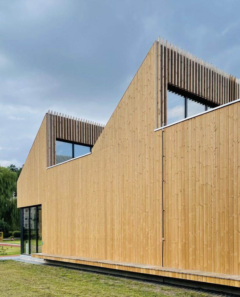 """Vaikų darželis """"Pelėdžiukas"""" Pagiriuose. (arch. """"DO Architects""""). Foto: """"DO Architects""""."""