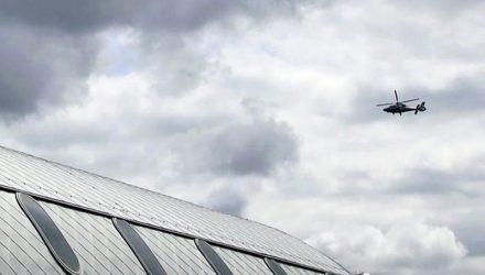 Karinių oro pajėgų aviacijos bazės paieškos ir gelbėjimo postas