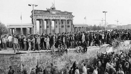 Berlyno sienos griūtis, 1989 lapkričio 10 d., B.Klemm