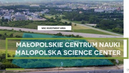 Mokslo centro Krokuvoje konkursas