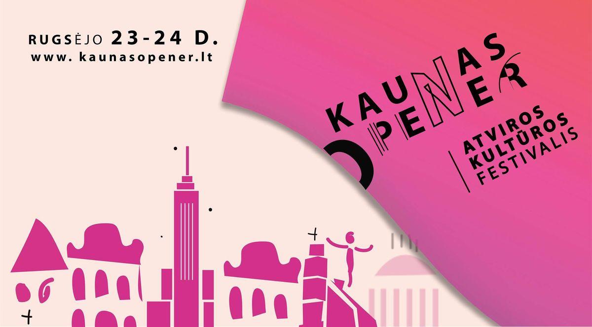 Kaunas opener