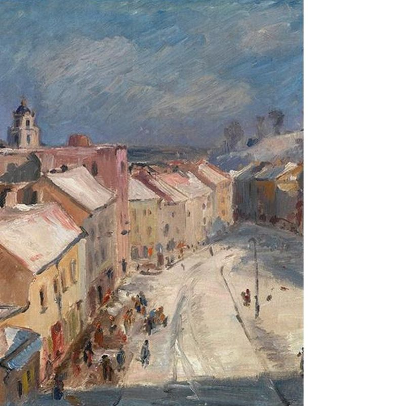V. Mackevičius, Vilnius. Didžioji gatvė