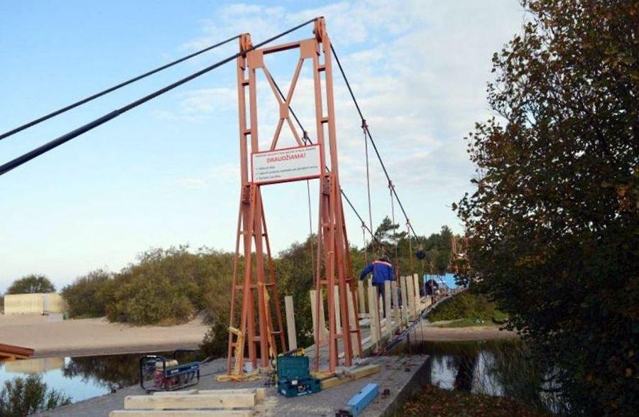 Kabamasis Šventosios tiltas