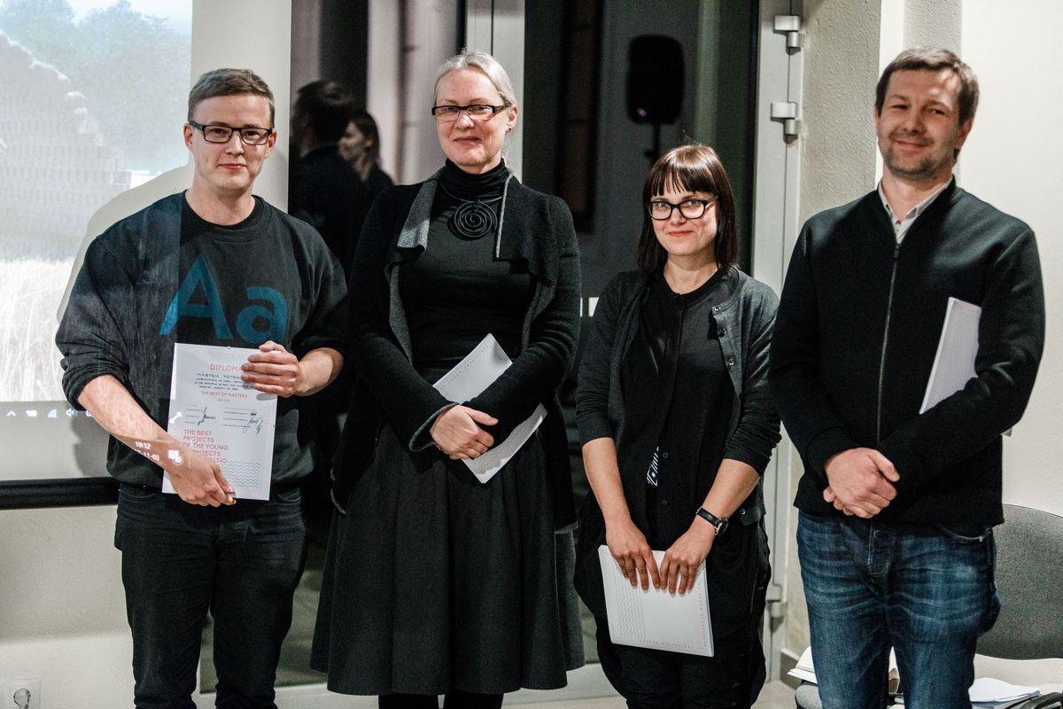 Baltijos šalių architektūros studentų konkursas 2017