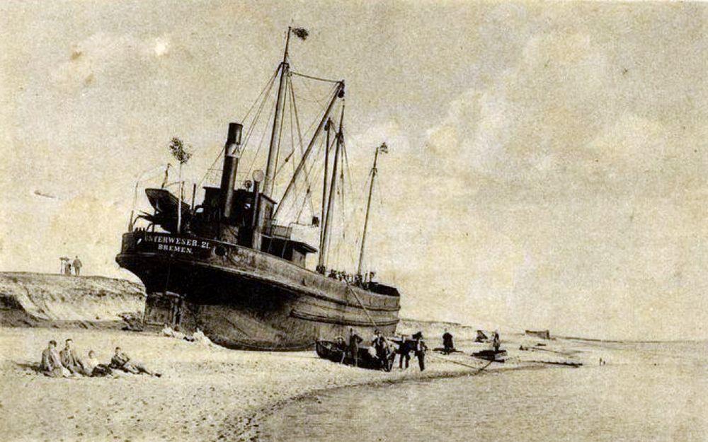 Laivų avarijos Baltijoje