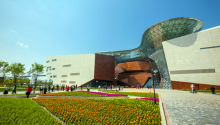 """""""EXPO"""" pasaulinių parodų muziejus"""