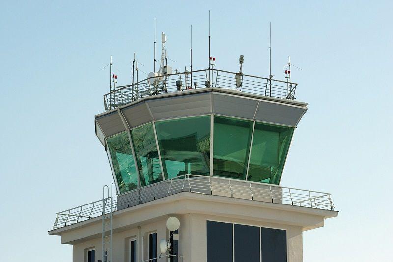 skrydžių valdymo bokštas
