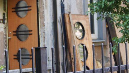 Tarpukario durys