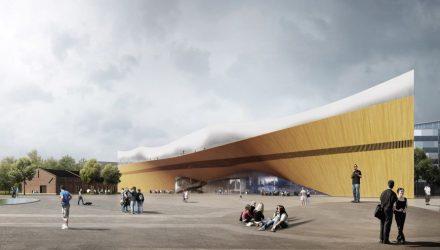 Naujoji Helsinkio centrinė biblioteka
