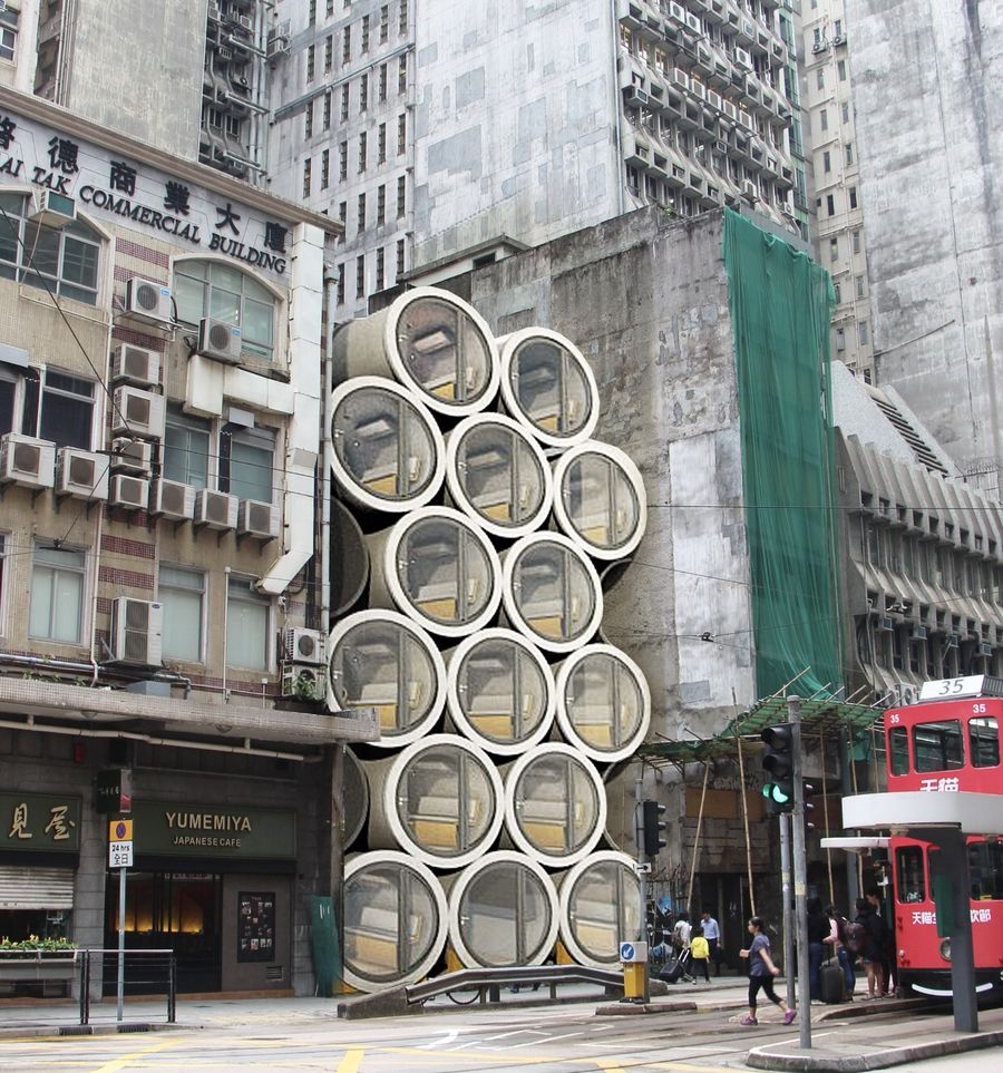 OPod Tube Housing