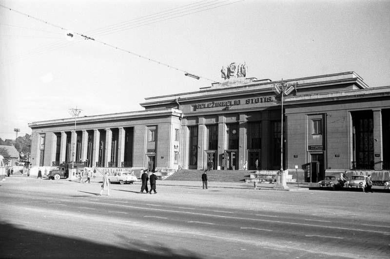 Kaunas 1962, S.Lukošius