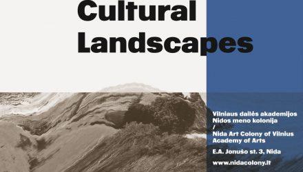 Kultūriniai kraštovaizdžiai 2