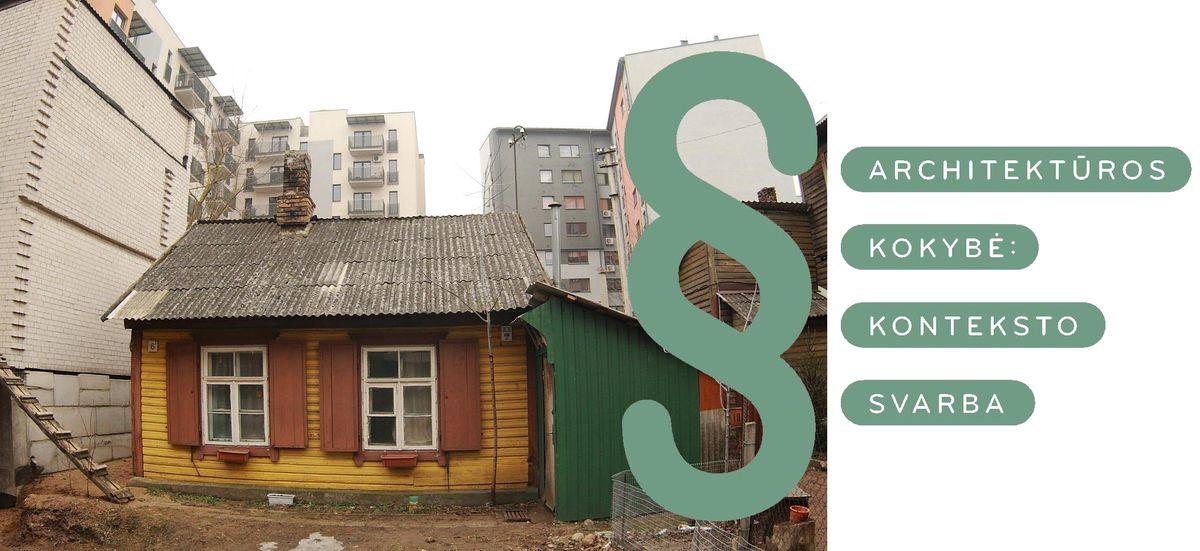 Architektūros kontekstas