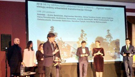 Architektūros ir urbanisikos apdovanojimai