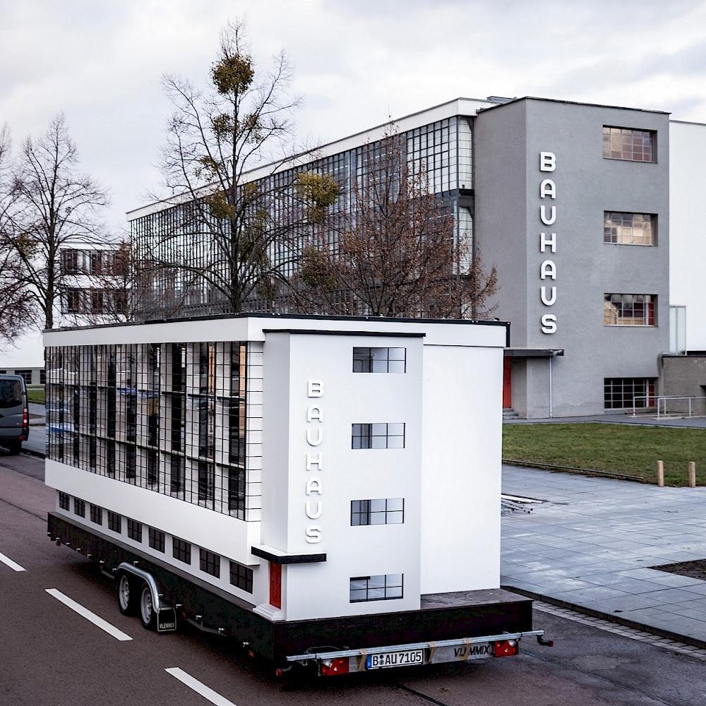 Bauhaus Wohnmaschine