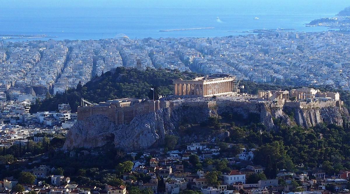 Akropolis ©PILOTAS.LT
