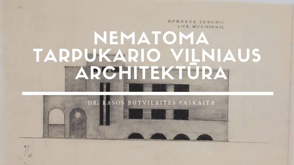 Vilniaus tarpukario architektūra