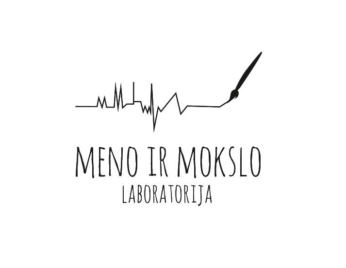 meno ir mokslo laboratorija