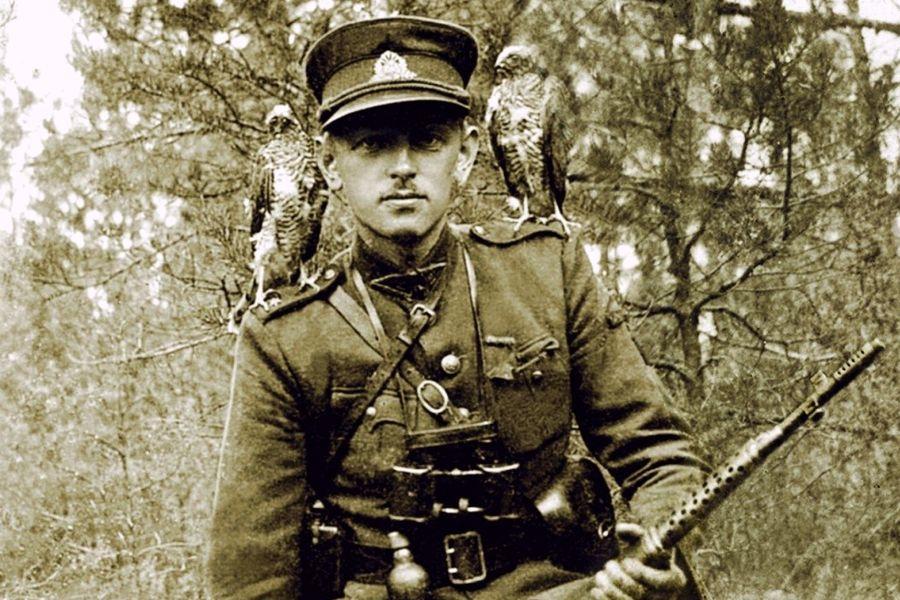 Partizanų vadas Adolfas Ramanauskas-Vanagas